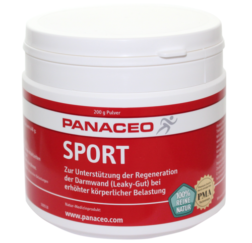 BIOSA Panaceo Sport Pulver 200 g Zeolith